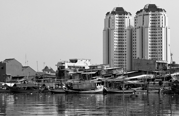 Draft legislation for the Jakarta Docklands Development