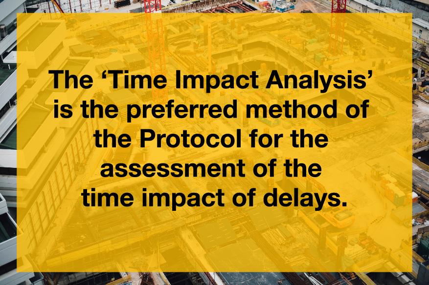 Time Impact Analysis
